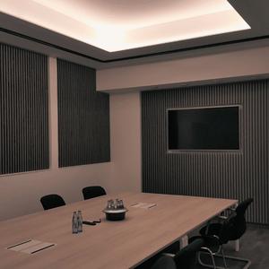 Umbau und Umnutzung eines ehemaligen Druckereibetriebes zu Verwaltungs- und Büroräumen