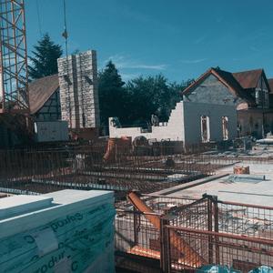 Neubau einer Betriebserweiterung